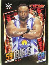 Slam Attax takeover #097 Big E