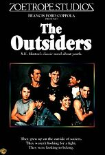 NEW DVD // THE OUTSIDERS - FRANCIS FORD COPPOLA - Patrick Swayze, Rob Lowe