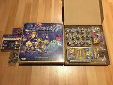 Masmorra: Dungeon of Arcadia Quest Kickstarter w Lucky Luke & Promo Monster Dice