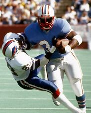 EARL CAMPBELL 8X10 GLOSSY PHOTO PICTURE IMAGE #2