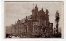TRINITY U.F. CHURCH, CAMBUSLANG: Lanarkshire postcard (C28410)