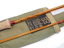 "rare Hardy The Koh-i-Noor 8'9"" Palakona cane fly rod line # 7 to use or collect"