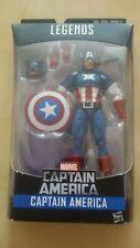 Marvel Legends CAPTAIN AMERICA FIGUR - Hasbro - OVP - Avengers