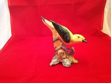 Vintage Stangl Art Pottery Bird Yellow Warbler # 3447 Super NIce Figurine