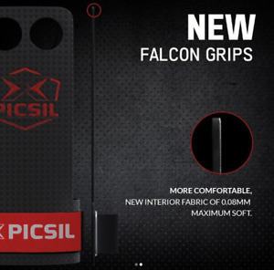 Hand grips X PICSIL FALCON 3&2 HOLES Hand grips for gymnastic men and women