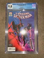 Amazing Spiderman Volume 5 #54 CGC 9.8 Miles Morales variant Mark Bagley