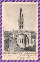 CPA 69 - St GENIS-LAVAL abside de l'eglise
