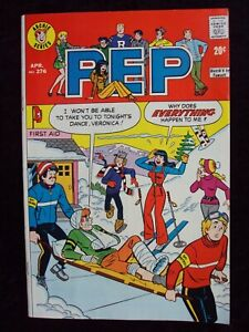 PEP #276 1973 ARCHIE COMICS BRONZE AGE COMIC BOOK