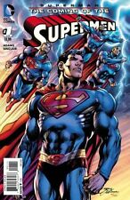 Superman Comic Books in English