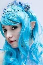 Small Elf Ears Costume - Latex Prosthetic Painted Light