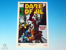 Daredevil #47 Limited Edition Print Hero Initiative Gene Colan 2008 Marvel