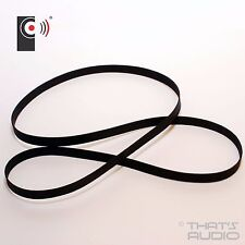 Fits TECHNICS - Replacement Turntable Belt for SL-BD22 SL-BD22K & SL-BD33