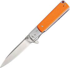 Artisan Classic Linerlock Knife Orange 1802P-OEF