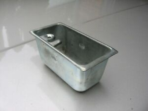 94 95 96 97 98 MUSTANG CENTER CONSOLE LARGE STEEL METAL ASH TRAY RECEPTACLE OEM