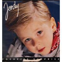 Jordy Lp Vinile Pochette Surprise / Versailles 472939 1 Nuovo 5099747293917