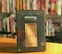 Shining (1980) Stephen King Stanley Kubrick Jack Nicholson 2 DVD COME NUOVO