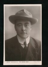 Theatre Mr GEORGE ROBEY c1900/20s? RP PPC by Rotary
