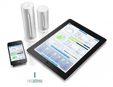 Netatmo Urban Weather Station mit App für Smartphones iPhone iPad Wetterstation