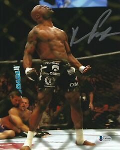 Quinton Rampage Jackson Signed 8x10 Photo BAS Beckett COA UFC 71 Liddell Picture