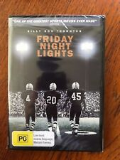 Friday Night Lights DVD Region 4 New & Sealed BILLY BOB THORNTON - TIM MCGRAW