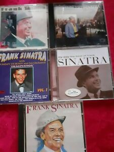 5  FRANK SINATRA - CD
