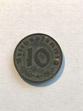 1941 Germany - 10 Pfennig Coin