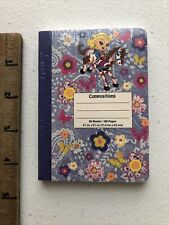 Lisa Frank Cheyenne Cowgirl Horse Pony small Composition Notebook Factory Sealed