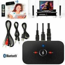 Bluetooth Transmitter Empfänger HIFI Audio Adapter  3,5mm Musik Stereo A2DP