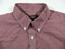 KS195 BEN SHERMAN HERITAGE check shirt size S (big as M), excellent condition!