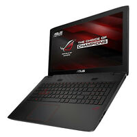 "Asus ROG ZX50VW-MS71 15.6"" Core i7-6700HQ 2.6GHz 1TB NVIDIA GTX 960M 2GB Laptop"