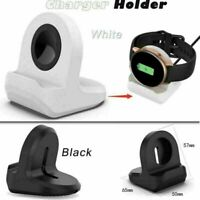 For Samsung Galaxy Watch Active 2 40/44mm Silicone Charging Dock Stand Holder IP