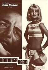 IFB 7933 | HAMMERHEAD | Vince Edwards, Judy Geeson, Diana Dors | Top