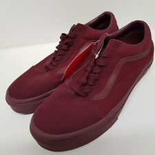 Vans Old Skool Port Royale Shoes Size 7 UK Eur 40.5 New £25