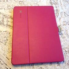 Speck Stylefolio for iPad Pro 12.9 - Fuchsia Pink/Nickel Grey