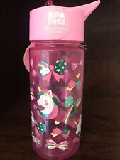 BRAND NEW GIGGLE BY SMIGGLE 2  MINI DRINK BOTTLE PINK