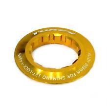 gobike88 TOKEN Lock Ring for Shimano Cassette, 12T, Gold, 023