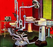 "Vintage Dental Equipment 12 x 12""  Photo Print"