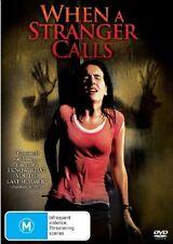 When A Stranger Calls (DVD, 2006)