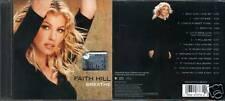 FAITH HILL BREATHE CD