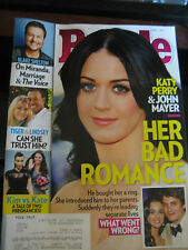 People Magazine - Katy Perry Cover - April 1, 2013