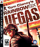 Tom Clancy's Rainbow Six Vegas PLAYSTATION 3 (PS3) Shooter (Video Game)