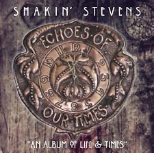 Shakin Stevens - Echoes Of Our Time CD+Book Deluxe Collectors Edition