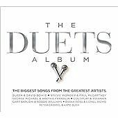 Various Artists - Duets Album (2CD) Feat Queen , David Bowie , Coldplay