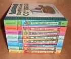 Lot of 8 Mini Myths Board Books by Joan Holub