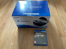 Sony PlayStation 4 Ps4 PSVR Virtual Reality VR Headset and Camera