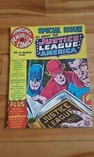 Amazing world of DC comics magazine # 14,1977