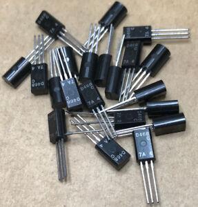 20 x 2SD468C  HITACHI 1000 mA, 20 V, NPN, Si, SMALL SIGNAL TRANSISTOR