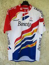 Maillot cycliste BANESTO Tour de France 1996 INDURAIN camiseta jersey vintage