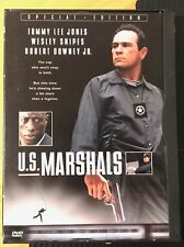 U.S. Marshals (DVD, 1998, Special Edition)