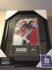 Carey Price MONTREAL CANADIENS unsigned 8x10 Hockey Frame Cadre photo MASK SS